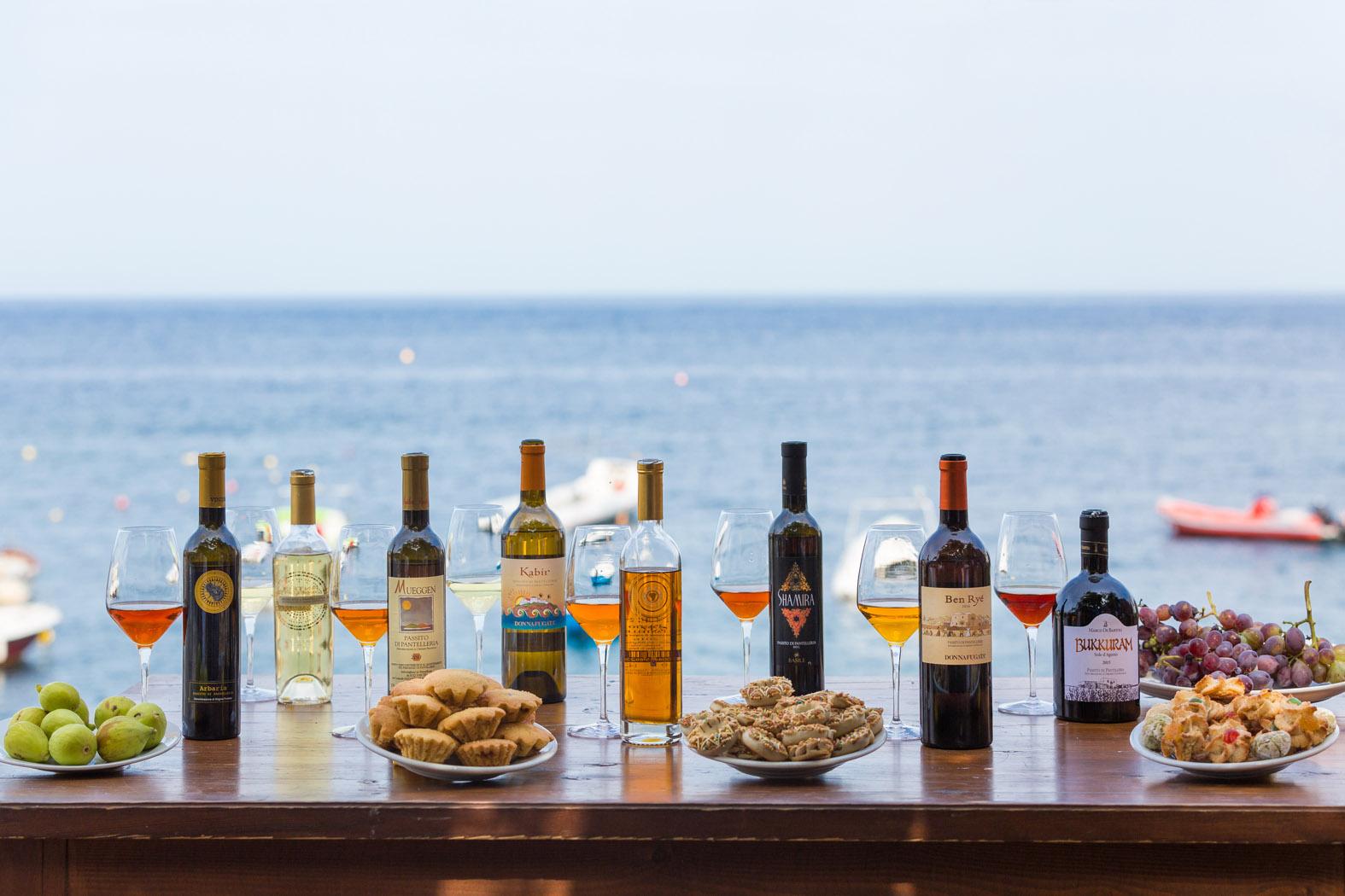 Pantelleria Doc, corso di avvicinamento al vino | Sicilia da Gustare