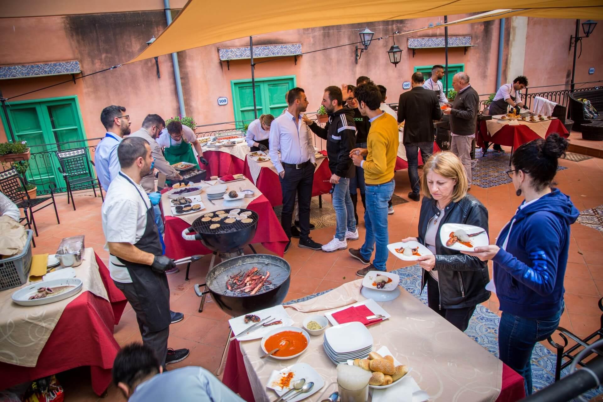 Evergrill, il primo evento dei Tannura Social Club | Sicilia da Gustare