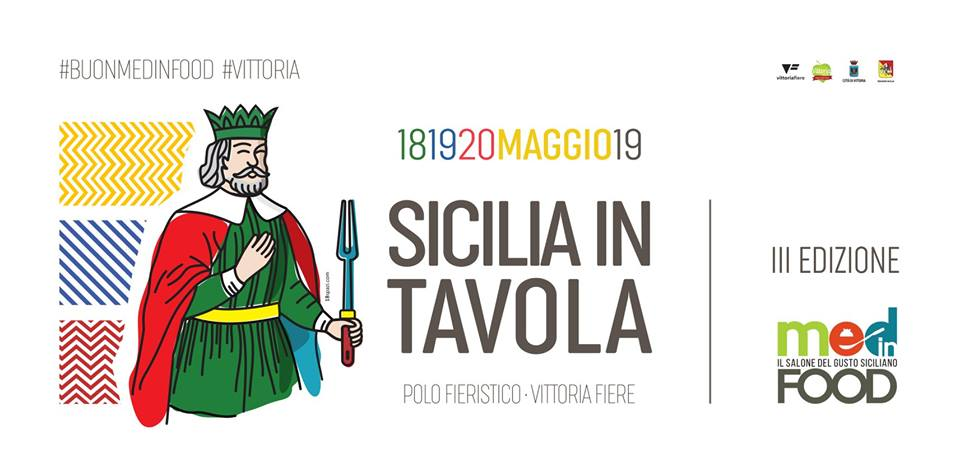 MEDinFOOD: Il Salone del Gusto Siciliano | Sicilia da Gustare
