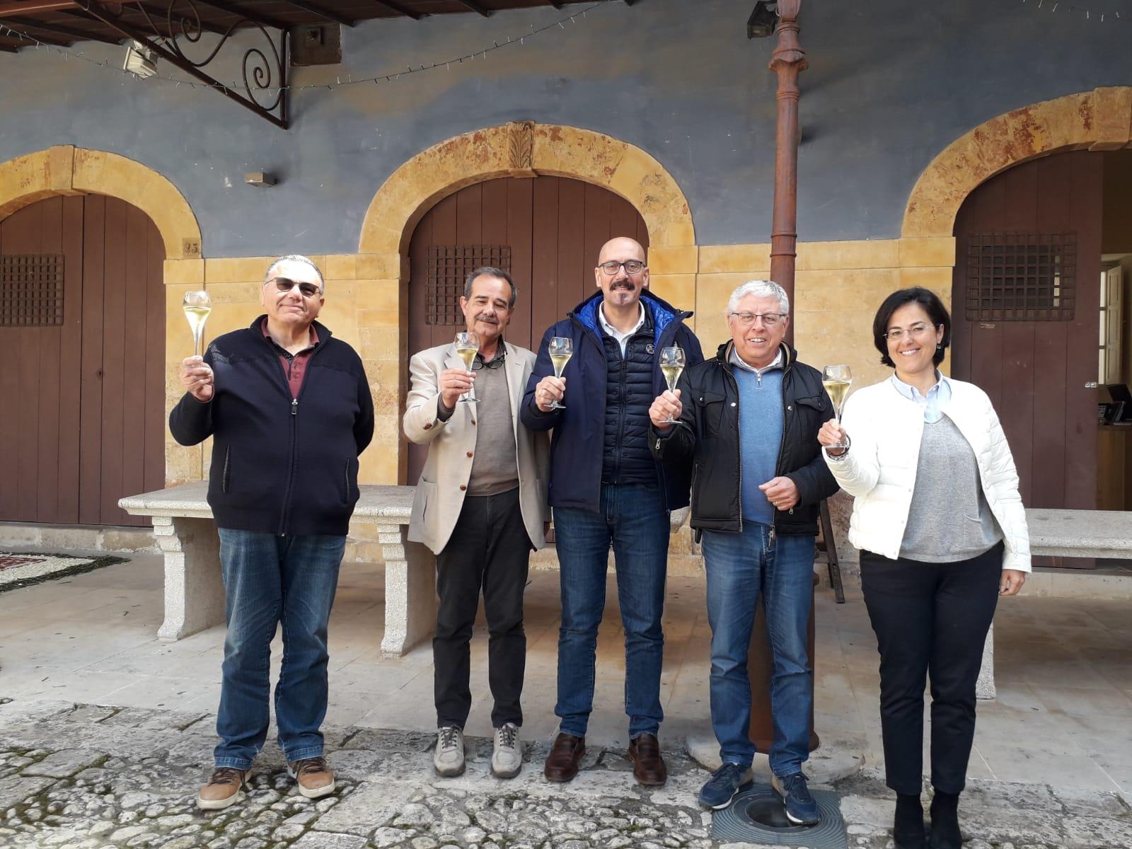 La Strada del Vino Val Di Noto rilancia con il nuovo CDA l'azione sul territorio | Sicilia da Gustare
