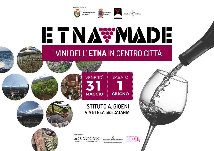Etnamade, l'ultimo weekend di maggio la manifestazione dedicata ai vini dell'Etna | Sicilia da Gustare