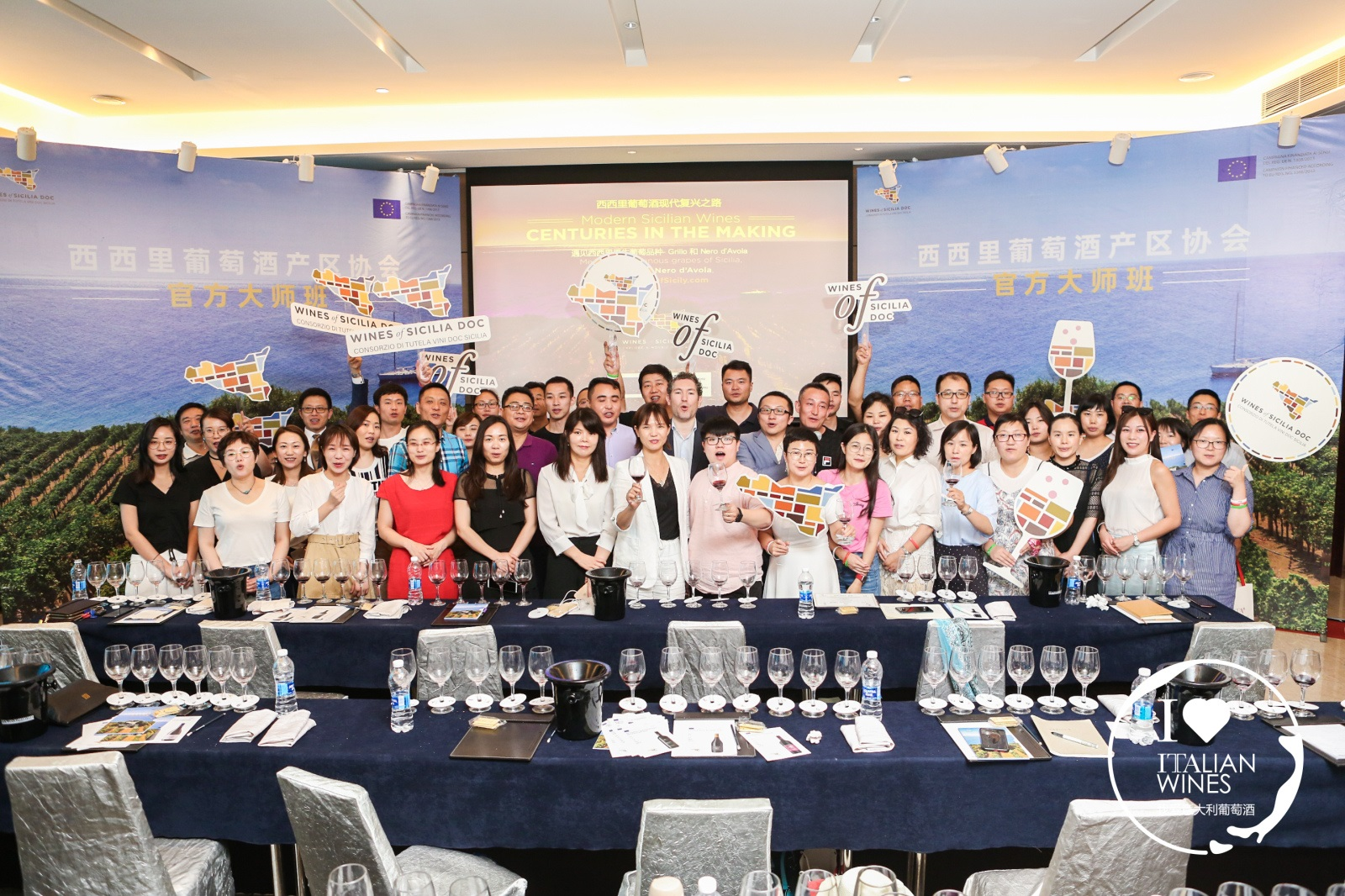 In USA e Cina degustazioni e masterclass dei vini DOC Sicilia | Sicilia da Gustare