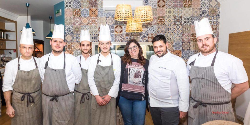 Il menu estivo de Il Salmoriglio | Sicilia da Gustare