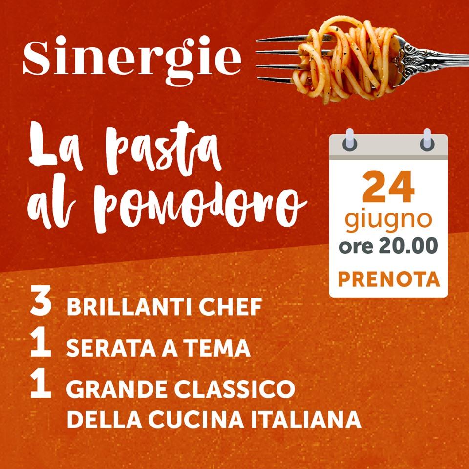 Sinergie, elogio alla pasta al pomodoro | Sicilia da Gustare