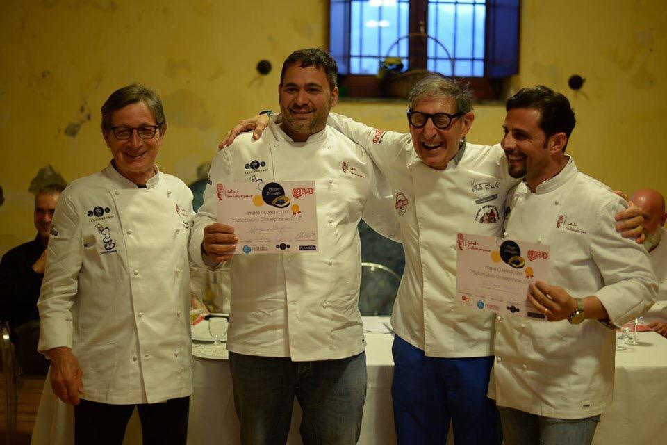 Antonio Adamo e Stefano Baglieri vincono l'edizione 2019 di Gelato Contemporaneo | Sicilia da Gustare