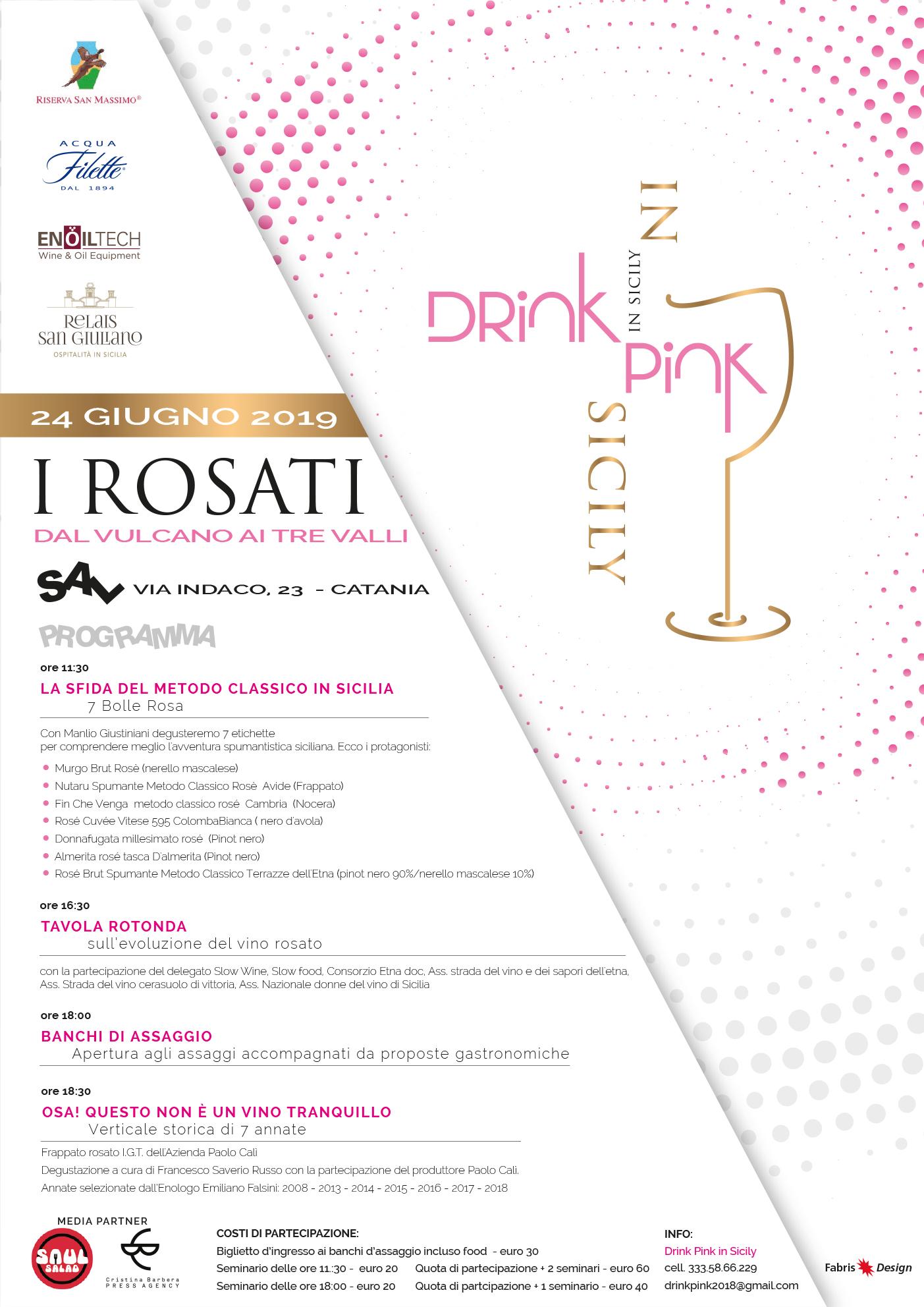 Drink Pink in Sicily | Sicilia da Gustare
