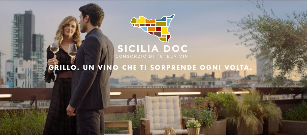 Doc Sicilia vini: campagna tv e web sul vino Grillo | Sicilia da Gustare