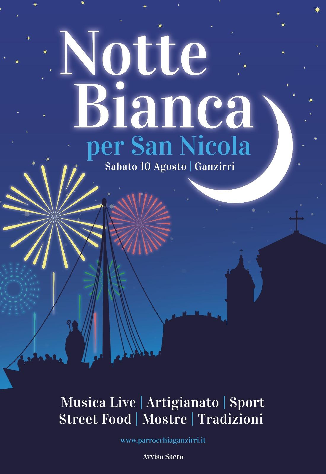 II edizione della Notte Bianca di San Nicola | Sicilia da Gustare