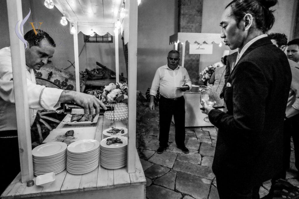 Valentino Catering and Events scelto da New York per un matrimonio da sogno | Sicilia da Gustare