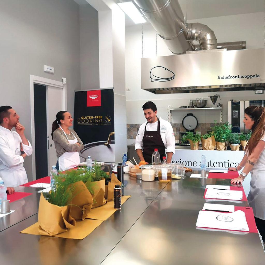 La Scuola di Cucina degli Chef con la Coppola   Sicilia da Gustare