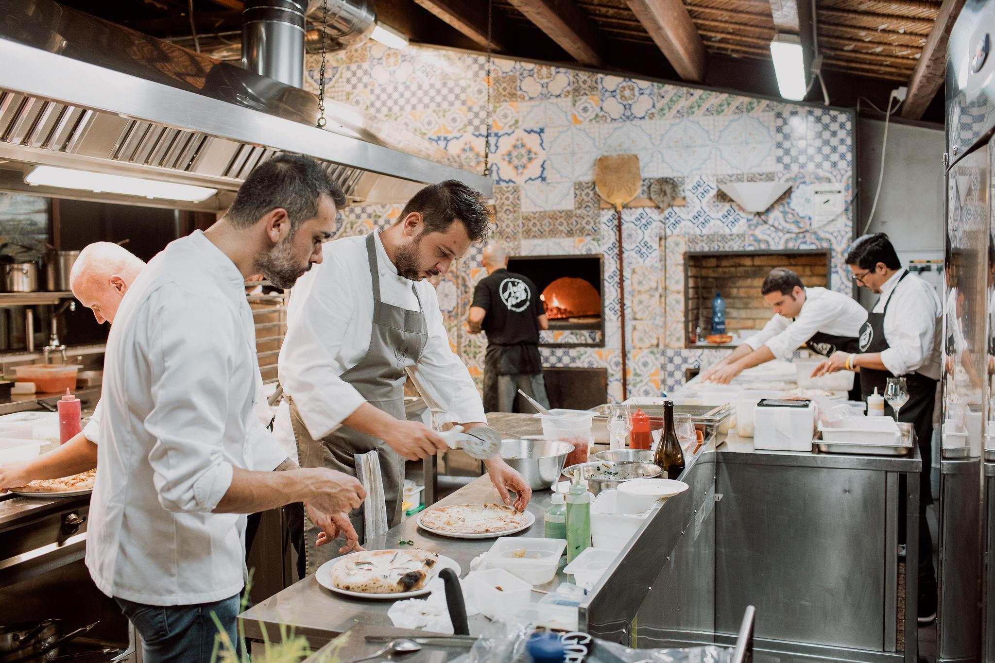 Amici per la pizza, il report di una festa tra amici | Sicilia da Gustare