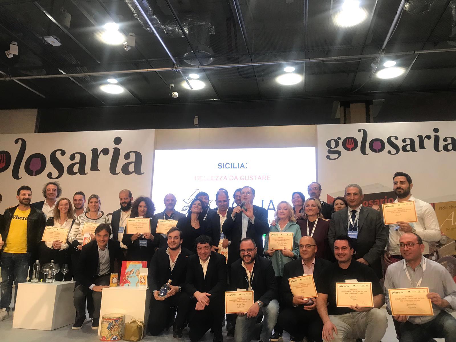Aruci e i dolci della tradizione siciliana premiati a Golosaria | Sicilia da Gustare
