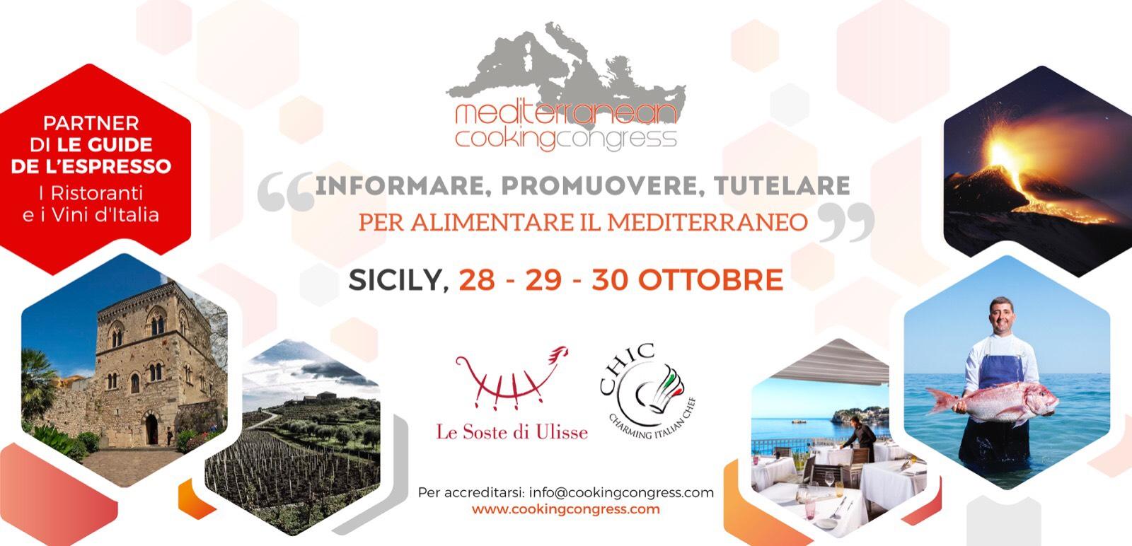 Mediterranean Cooking Congress | Sicilia da Gustare
