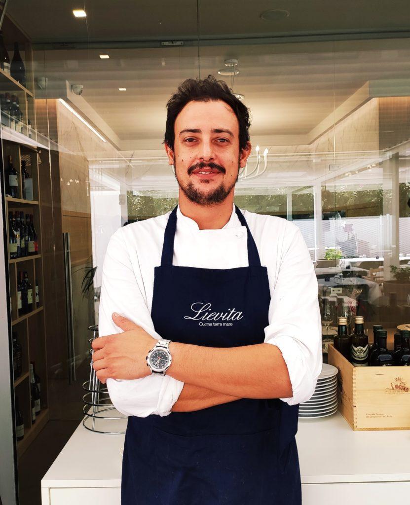 Lievita: cucina terra mare | Sicilia da Gustare