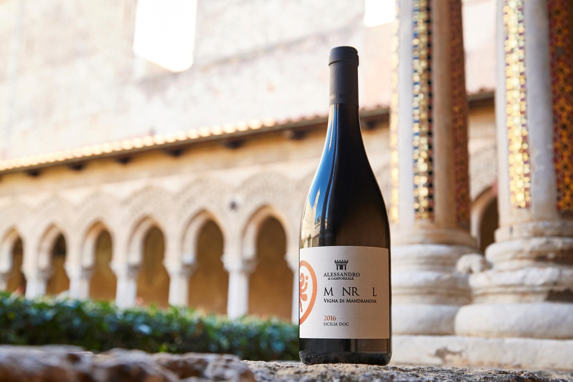 Presentato MNRL, il nuovo Cru di Syrah di Alessandro di Camporeale | Sicilia da Gustare