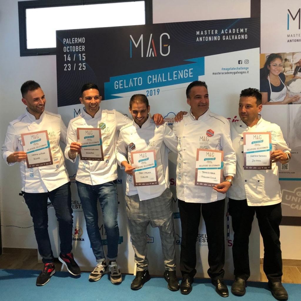 Mag Gelato Challenge, vincono i gusti del territorio di Sicilia e Calabria | Sicilia da Gustare