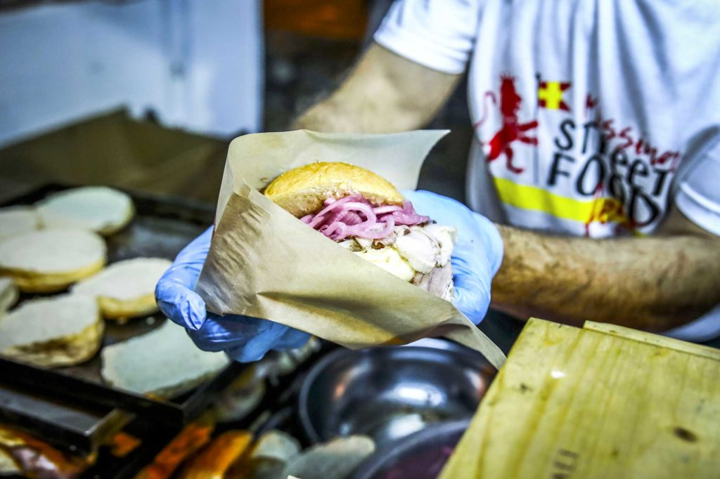 Messina Street Food Fest, 100mila persone in piazza | Sicilia da Gustare