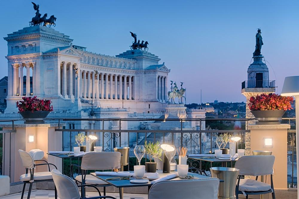 Lo Chef siciliano Natale Giunta firma il menu di NH Hotel Roma Fori Imperiali | Sicilia da Gustare