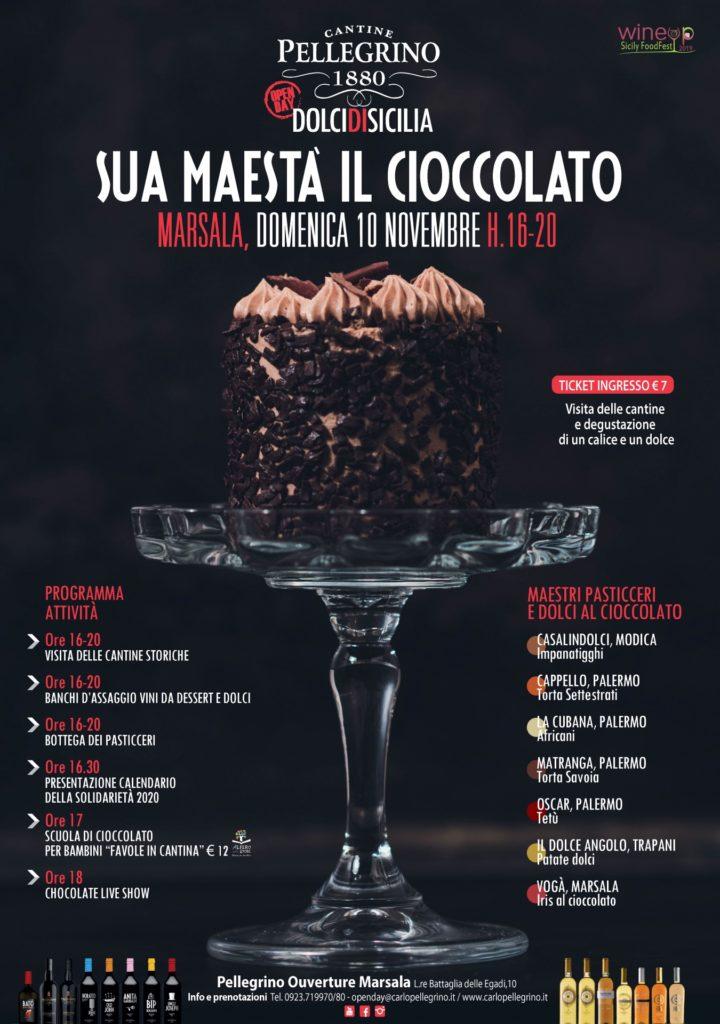 Dolci di Sicilia: Sua Maestà Il Cioccolato   Sicilia da Gustare
