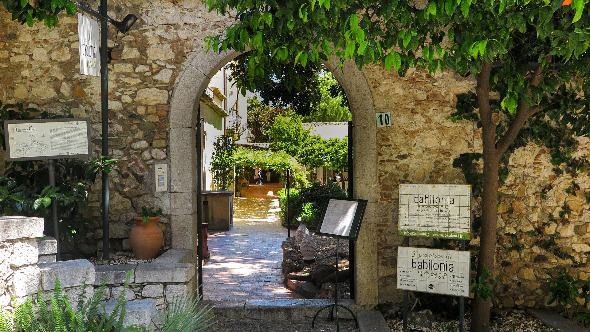 I Giardini di Babilonia | Taormina | Messina