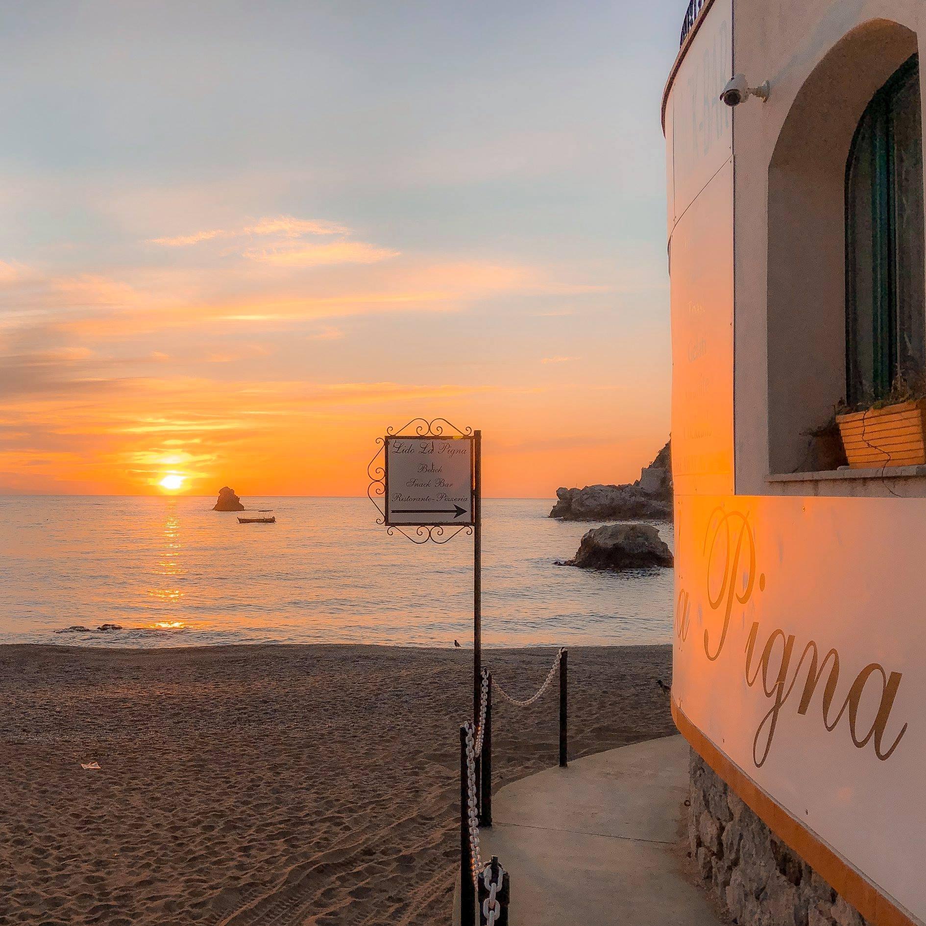 Ristorante Lido la Pigna | Taormina | Messina