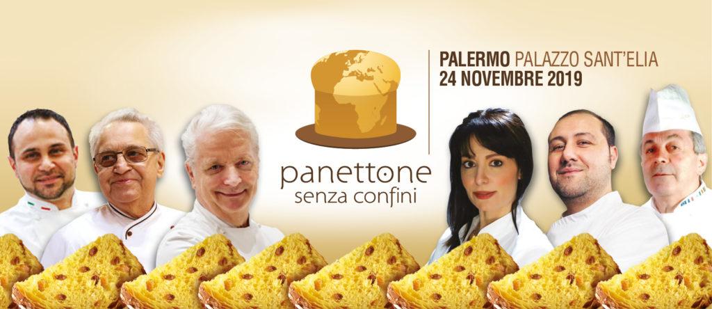 24 novembre a Palermo Panettone senza confini | Sicilia da Gustare