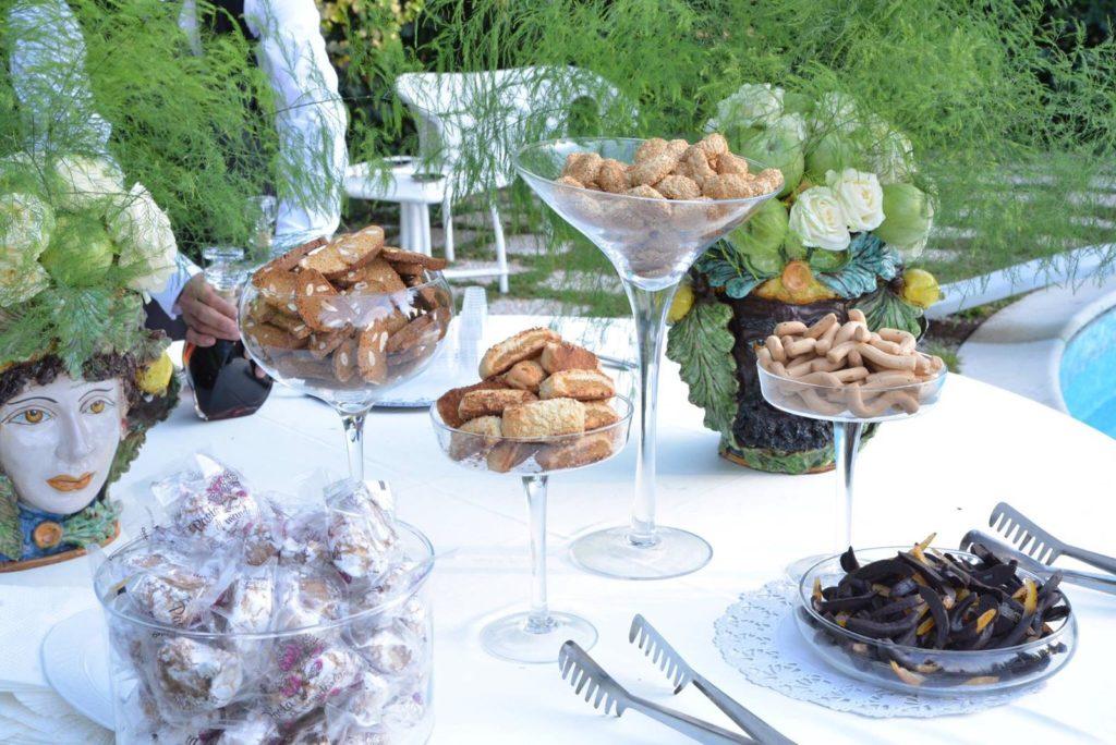 Mattarella a Catania. Carminello Catering cura il vin d'honneur | Sicilia da Gustare
