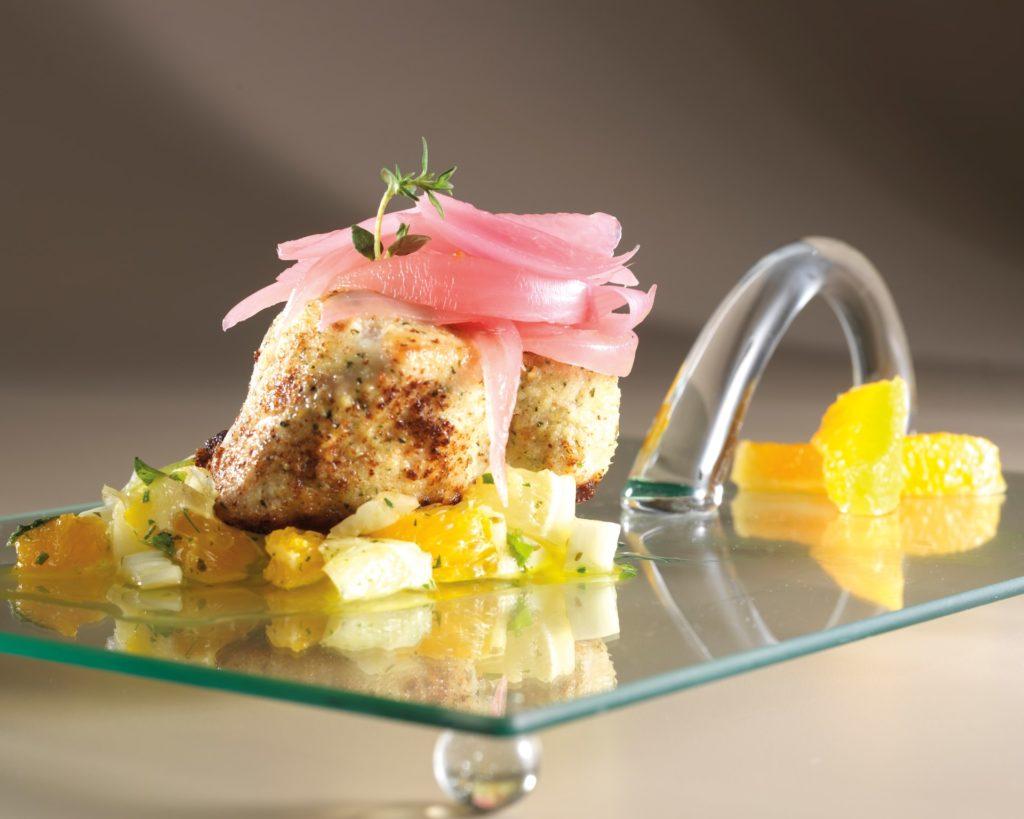 Cotoletta di pesce spada | Roberto Pirelli | Ristorante ViDi