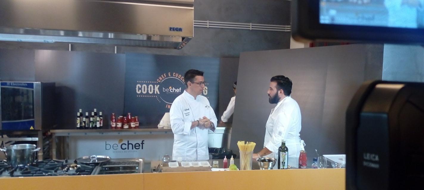Gioacchino Sensale protagonista di CooKKING – Cuochi e Chef in Tv | Sicilia da Gustare