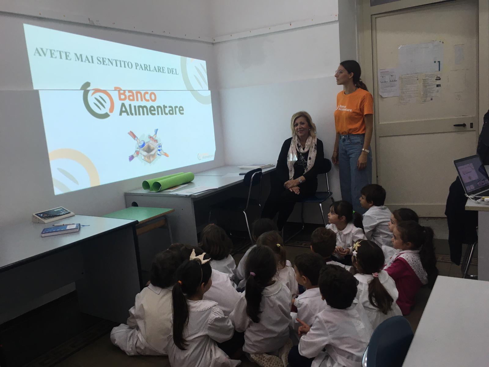 1400 bambini delle scuole dell'infanzia saranno i nuovi ambasciatori contro lo spreco alimentare | Sicilia da Gustare