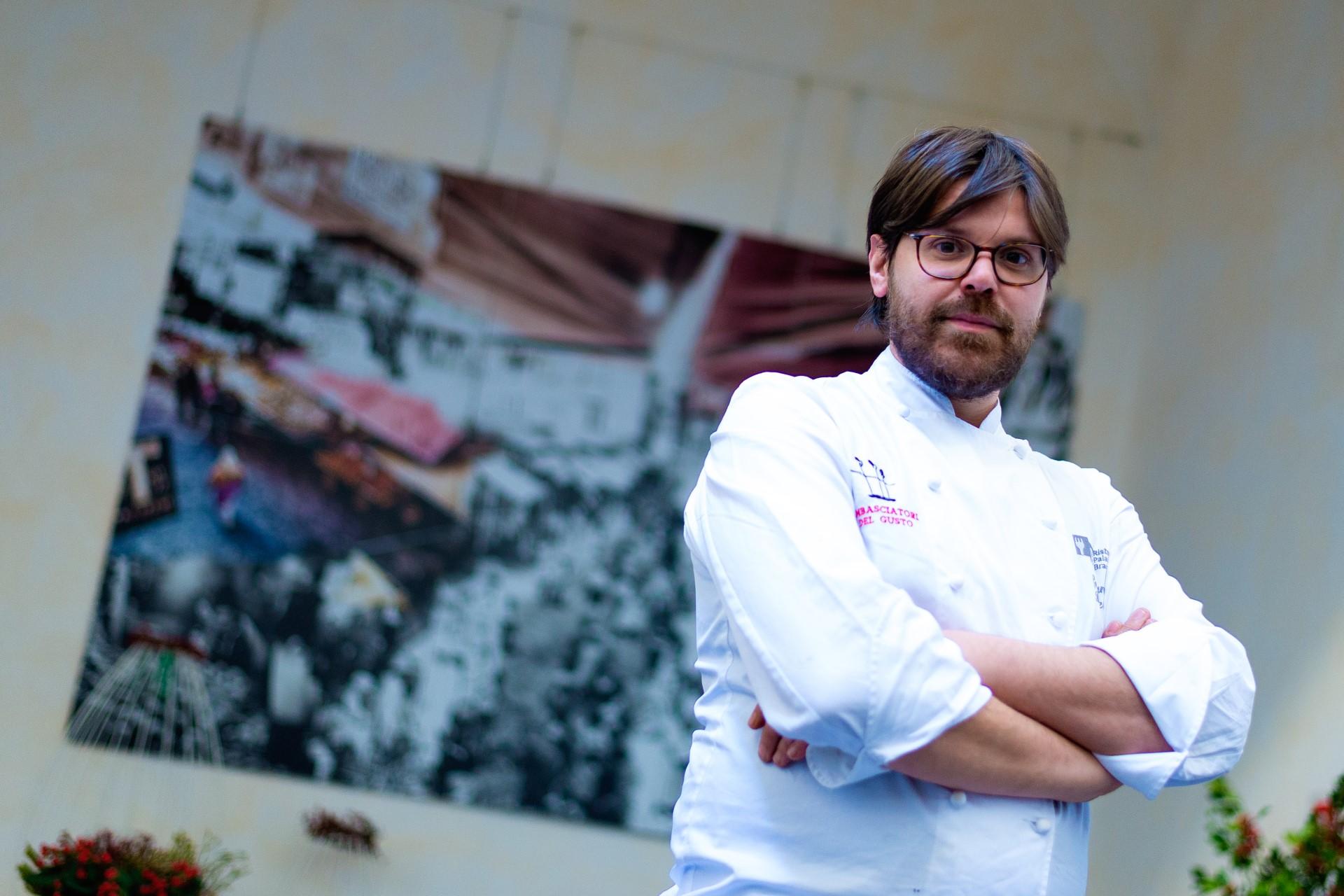 Lo chef Billeci rappresenta l'Italia alla settimana della cucina italiana a Cipro | Sicilia da Gustare