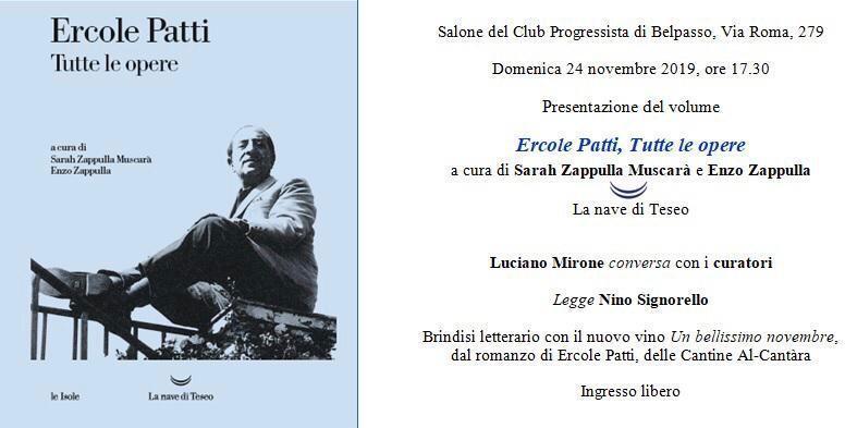 A Belpasso (CT) si brinda con Ercole Patti | Sicilia da Gustare