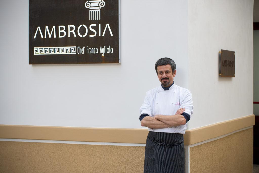 Franco Agliolo tra i grandi della ristorazione italiana | Sicilia da Gustare
