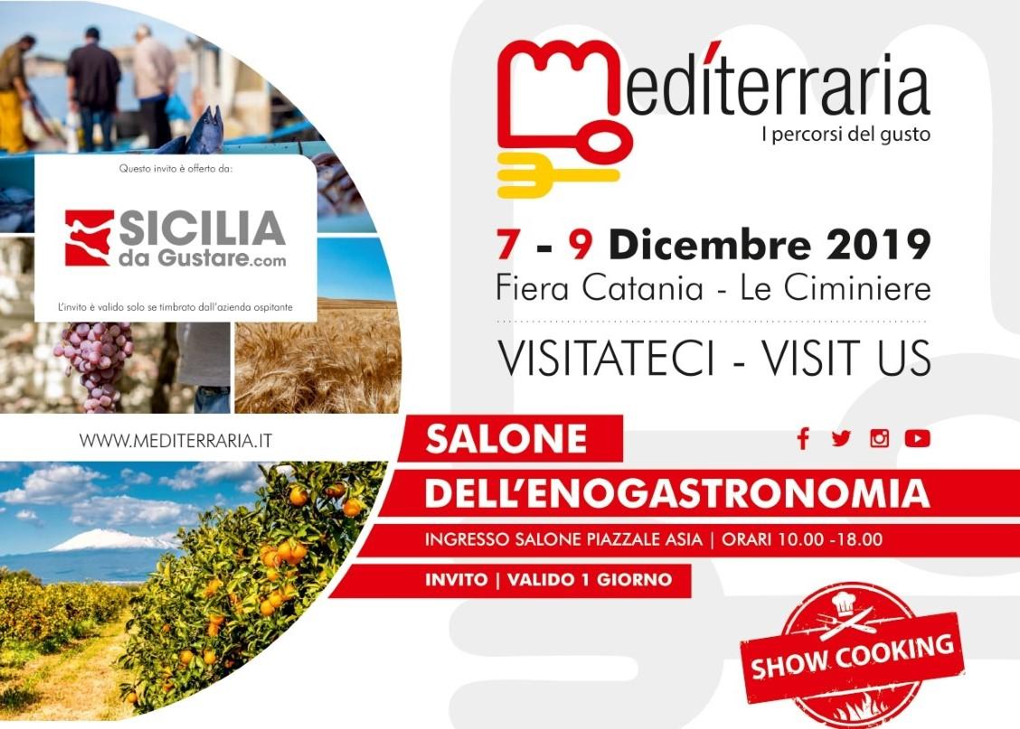 Mediterraria - I percorsi del Gusto | Sicilia da Gustare
