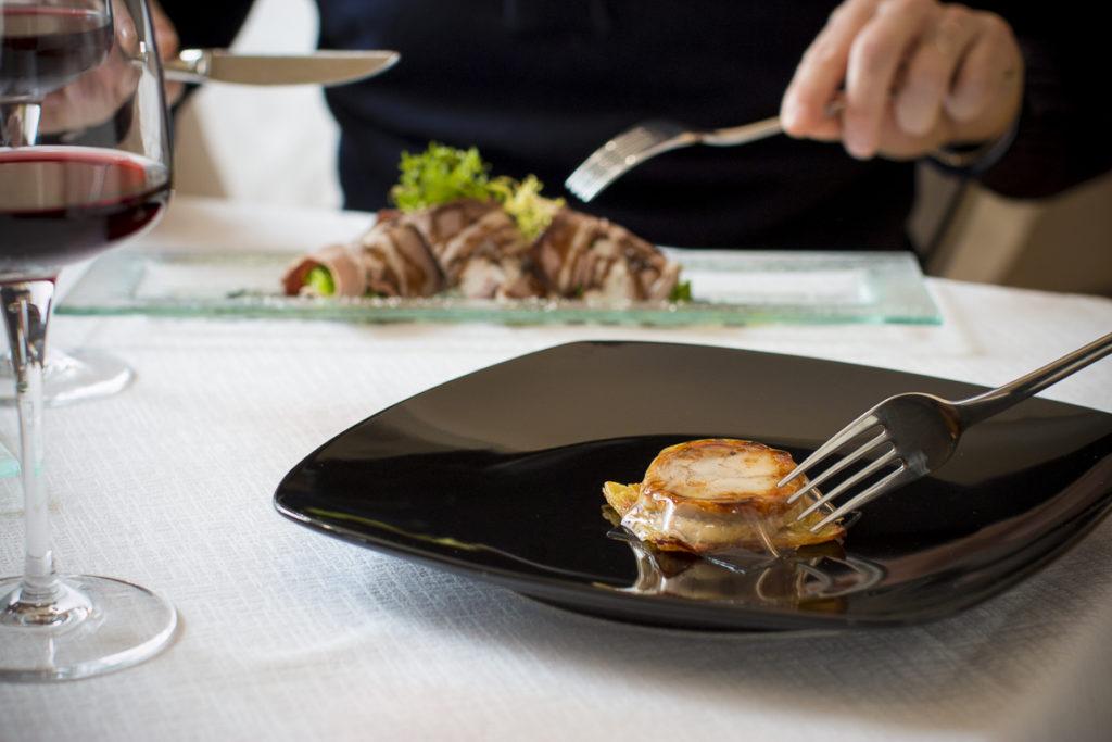 Incontri di cucina al Ristorante Ambrosia con Franco Agliolo e Paolo Romeo | Sicilia da Gustare