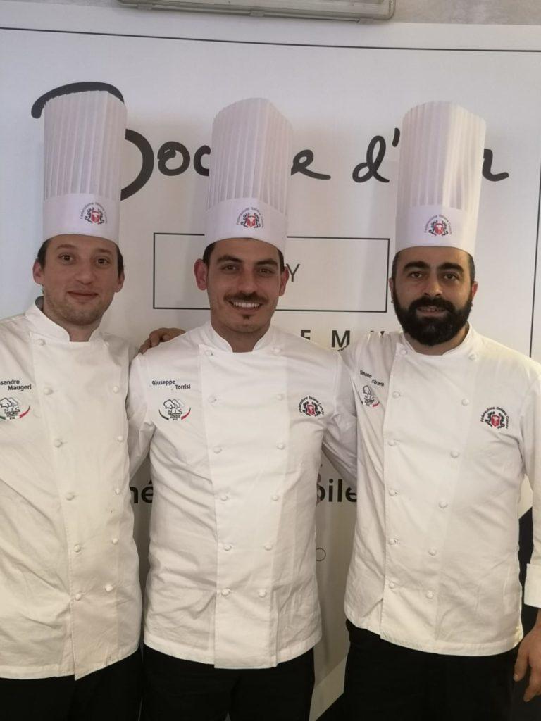 Pranzo di Gala del Bocuse d'Or Italia. Tre Chef catanesi chiamati per il menù | Sicilia da Gustare