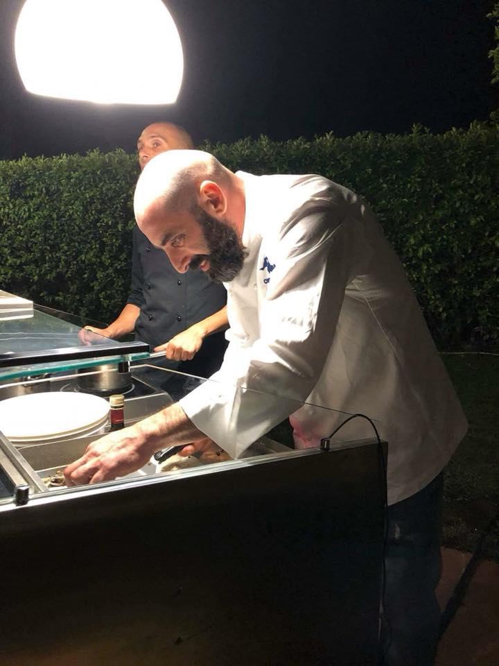 Chef Jonathan Vassallo | Capocrudo Ristolounge | Ristorante Malta | Sicilia da Gustare
