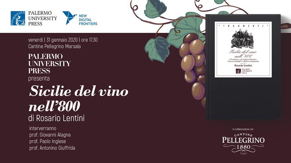 Sicilie del vino nell'800 - Cantine Pellegrino   Sicilia da Gustare