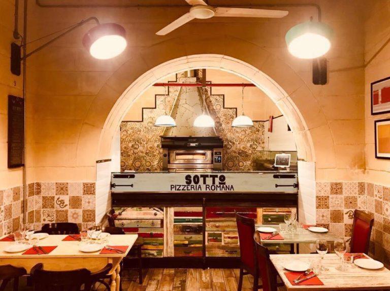 Sotto Pizzeria | Ristorante Malta | Sicilia da Gustare