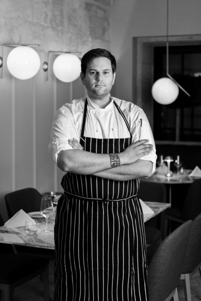 Head Chef Francisco Carrasco   Hammett's Macina   Ristorante Malta   Sicilia da Gustare