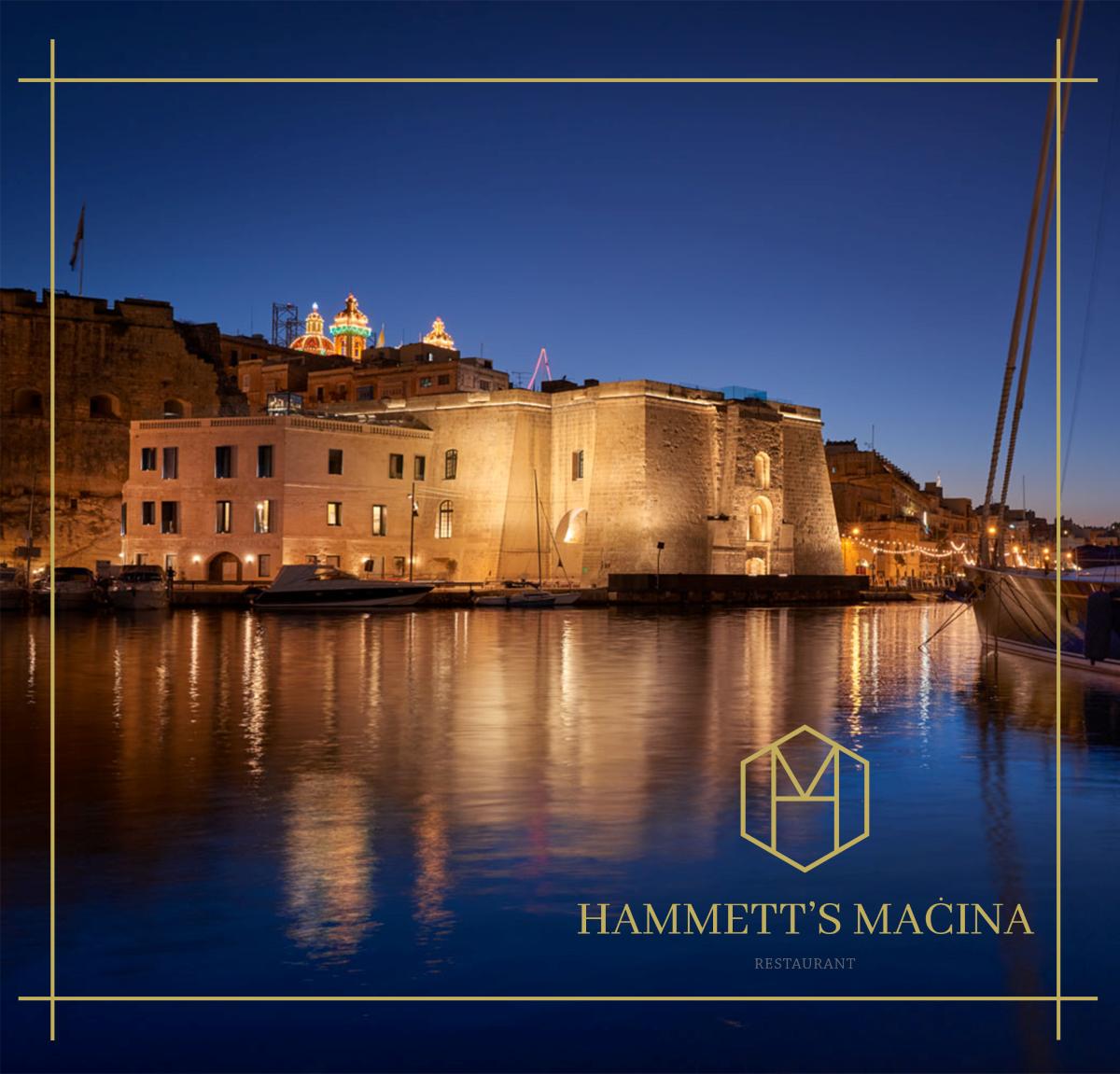Hammett's Macina   Ristorante Malta   Sicilia da Gustare