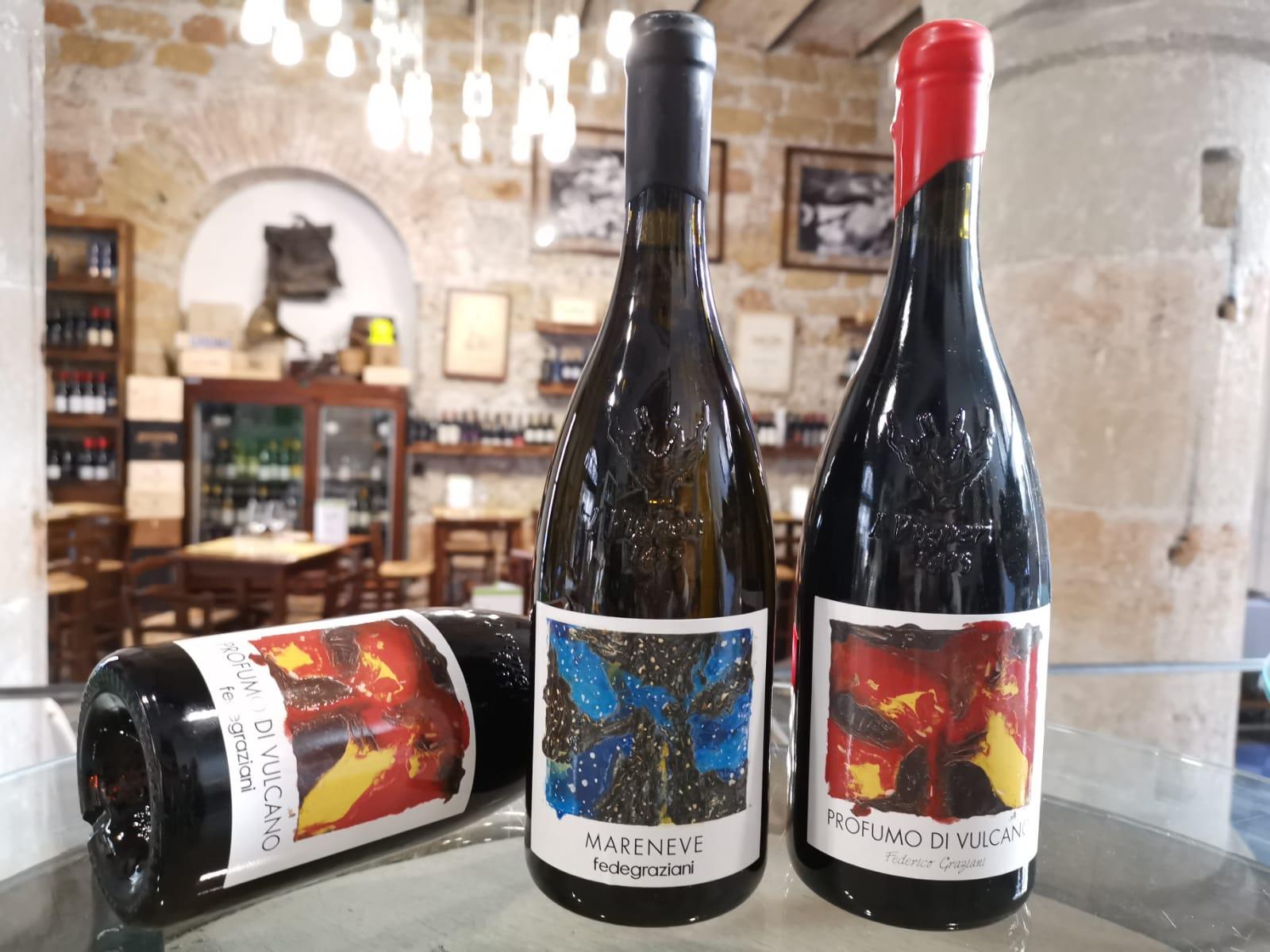 Serata con i vini di Federico Graziani da Osteria Ballarò | Sicilia da Gustare