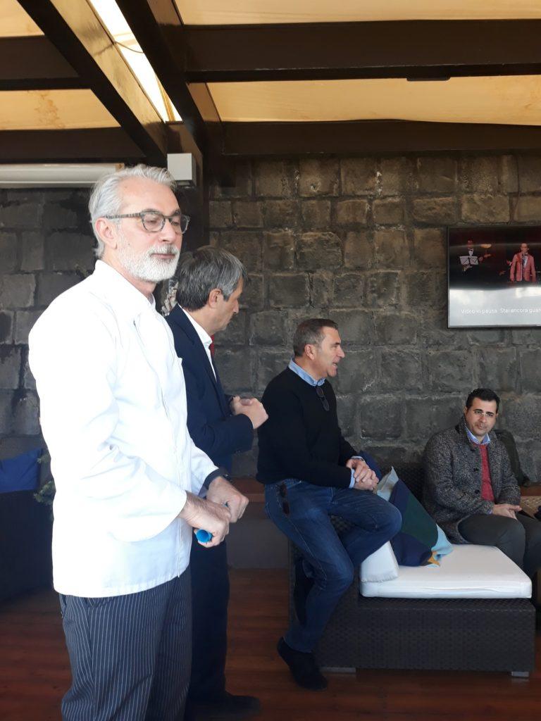 Pasquale Caliri e l'impegno turistico e sociale del Marina del Nettuno | Sicilia da Gustare