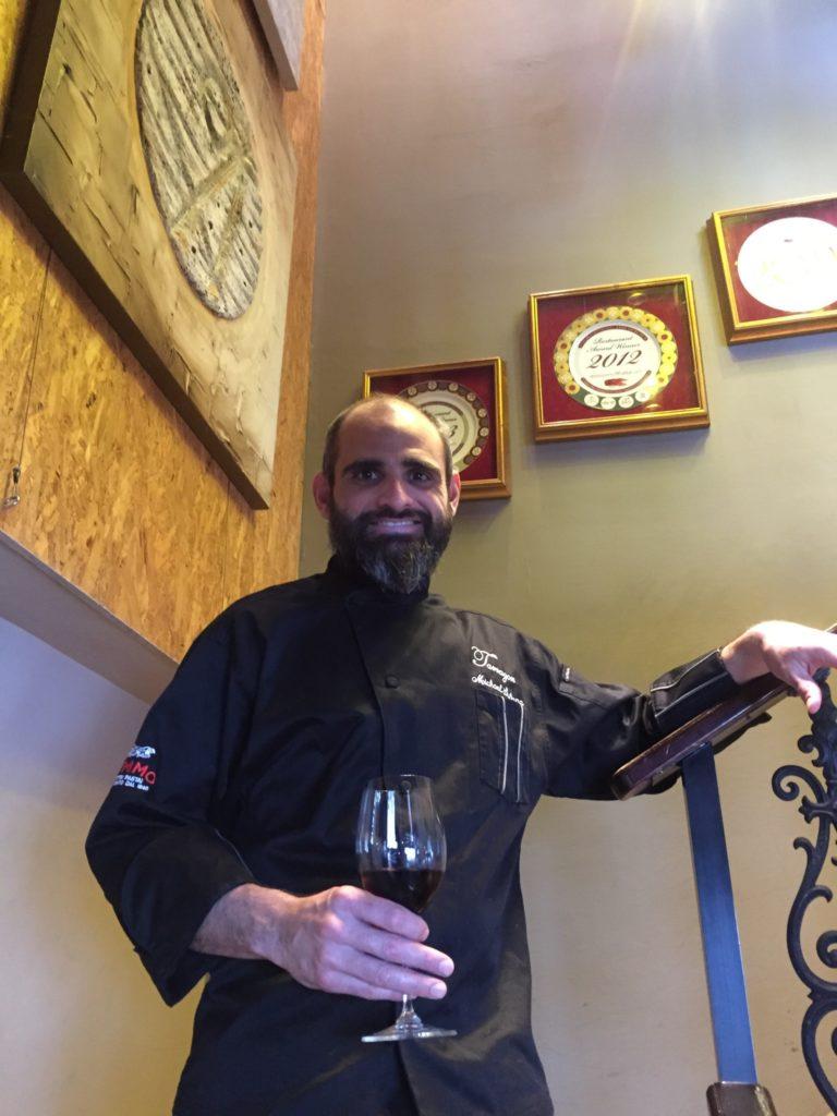 Chef Michael Sultana | Tarragon | Ristorante Malta | Sicilia da Gustare