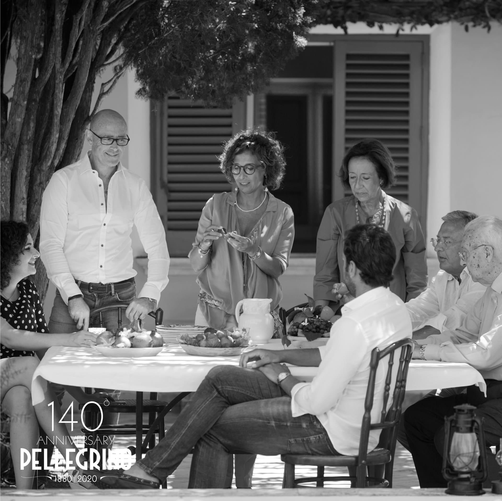 Le Cantine Pellegrino, storica casa siciliana fondata nel 1880, compiono i loro primi 140 anni | Sicilia da Gustare