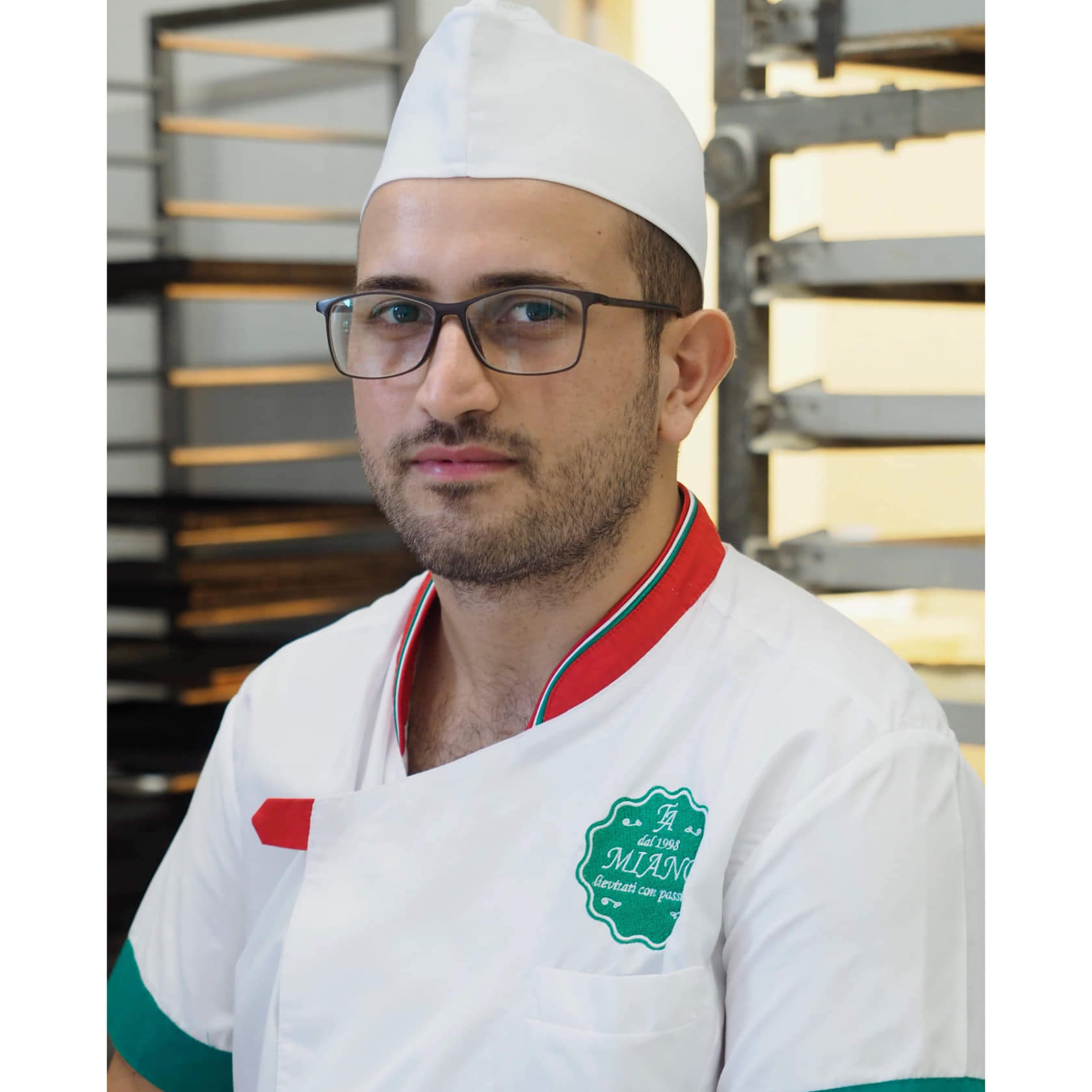 Federico Miano diventa vero Bakery Chef quando incontra il lievito madre e se innamora | Sicilia da Gustare