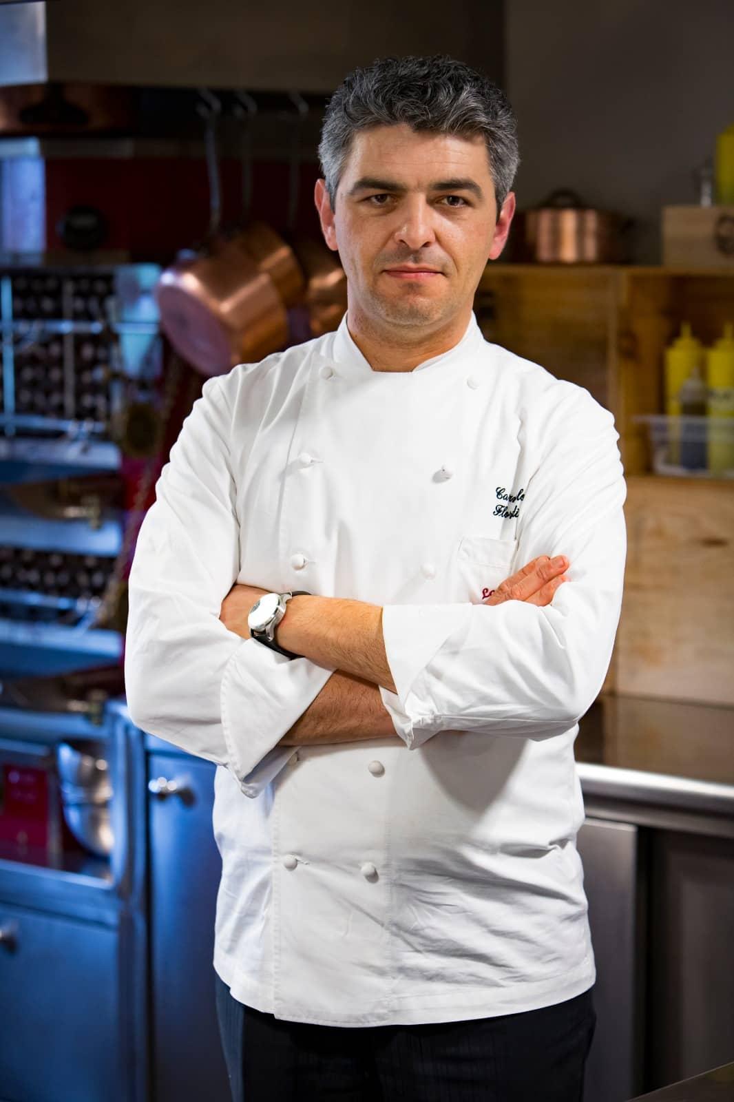 Cambio di cucina per lo chef Floridia | Sicilia da Gustare