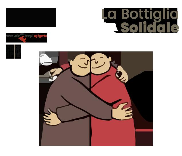 La bottiglia solidale ai tempi del Coronavirus | Sicilia da Gustare