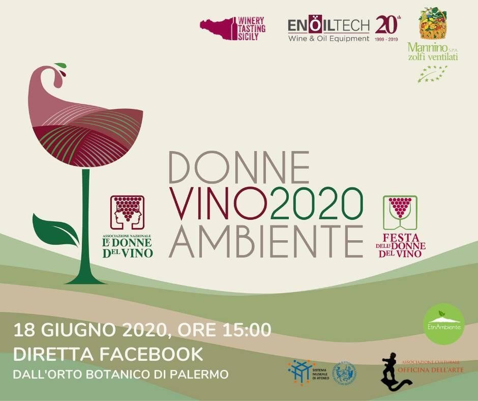 Sicilia: le Donne del Vino per l'ambiente | Sicilia da Gustare