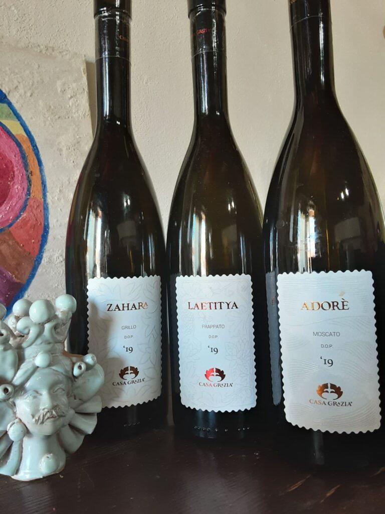 Il vino di Casa Grazia | Sicilia da Gustare